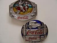 Gürtelschnalle Coca Cola