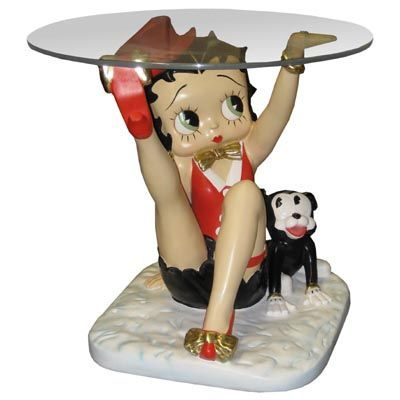 Betty Boop Table